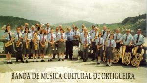 Banda de Música Cultural de Ortigueira 1995